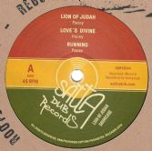 Pacey - Lion Of Judah Showcase (Satta Dub) 12""